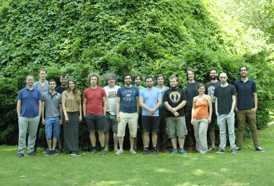 RBO Group Photo Summer 2016